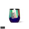 Corkcicle 12 oz Stemless Wine Glass - Aurora