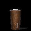 Corkcicle Tumbler 16 oz - Walnut Wood