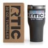 RTIC 30 oz Tumbler - Matte Black