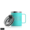 RTIC 12 oz Coffee Cup - Teal, Matte