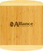 """13 1/2"""" x 11 1/2"""" Bamboo 2-Tone Cutting Board"""