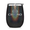 Brumate Uncork'd XL Wine Tumbler - Charcoal Glitter