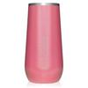 Brumate 12oz Champagne Flute - Glitter Pink