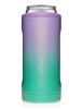 Brumate Hopsulator Slim Can Cooler - Glitter Mermaid