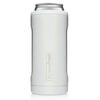 Brumate Hopsulator Slim Can Cooler - Glitter White