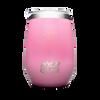 Wyld Gear 12 oz Wyld Wine Tumbler - Pink Rainbow