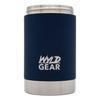 Wyld Gear 12 oz Wyld Multi-Can - Matte Navy (topless)
