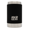 Wyld Gear 12 oz Wyld Multi-Can - Matte Black (topless)