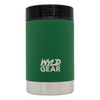 Wyld Gear 12 oz Wyld Multi-Can - Matte Green (sippy)