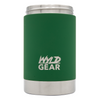 Wyld Gear 12 oz Wyld Multi-Can - Matte Green (topless)