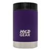 Wyld Gear 12 oz Wyld Multi-Can - Matte Purple (sippy)