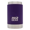 Wyld Gear 12 oz Wyld Multi-Can - Matte Purple (topless)