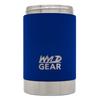 Wyld Gear 12 oz Wyld Multi-Can - Matte Royal Blue (topless)
