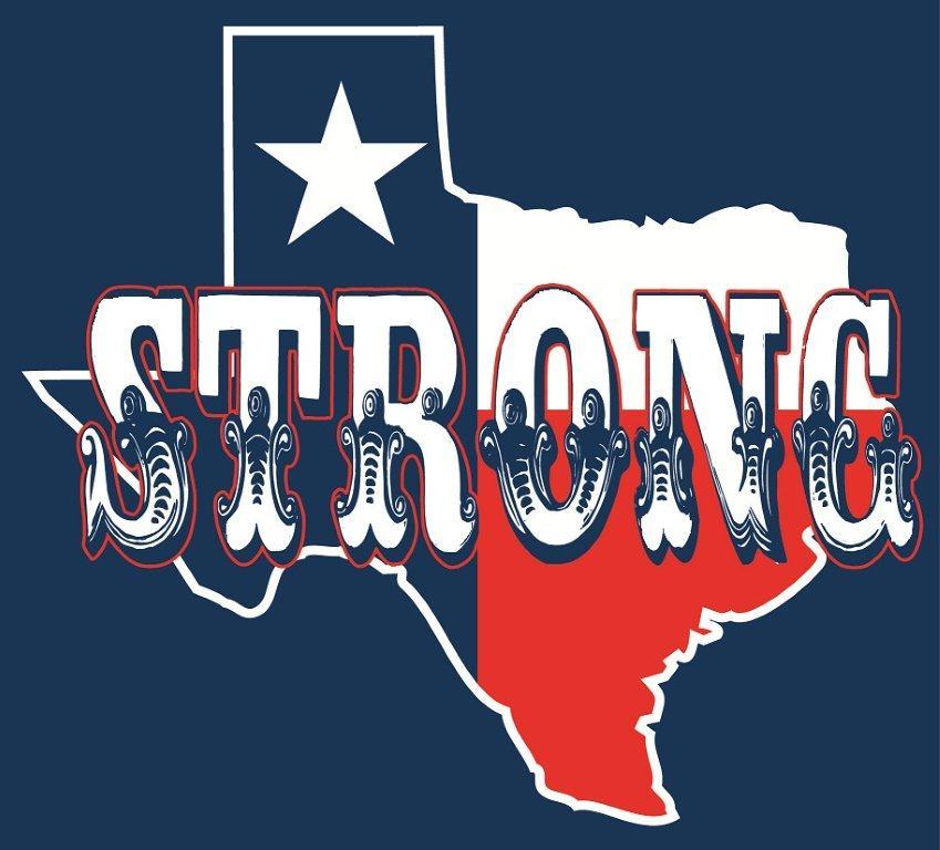 Texas Strong - Hurricane Harvey