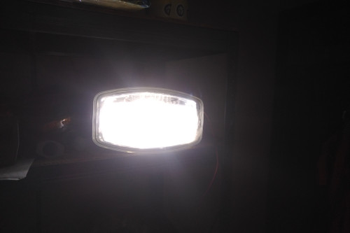 H7 led replacement Super Bright Standard fitment