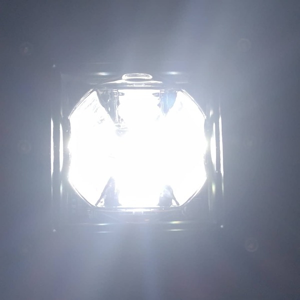 LED worklight with HALO backlight GLOW RGB PAIR