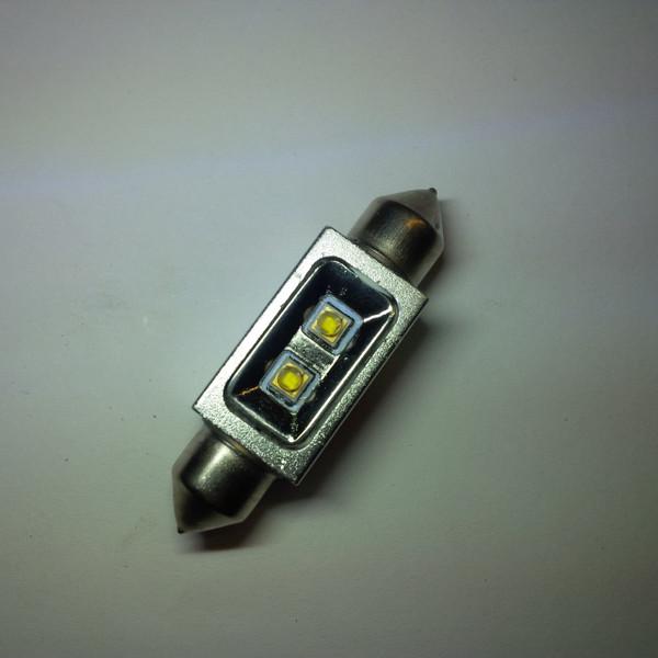 Festoon CREE 10-30v CanBus LED Bulb 36mm 37mm 38mm 39mm 40mm 41mm 42mm bulbs