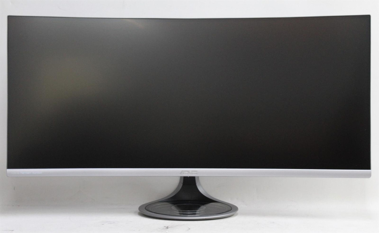 """ASUS Designo Curve MX34VQ Ultra Wide Curved 34"""" Monitor 90LM02M0-B01170 NEW"""