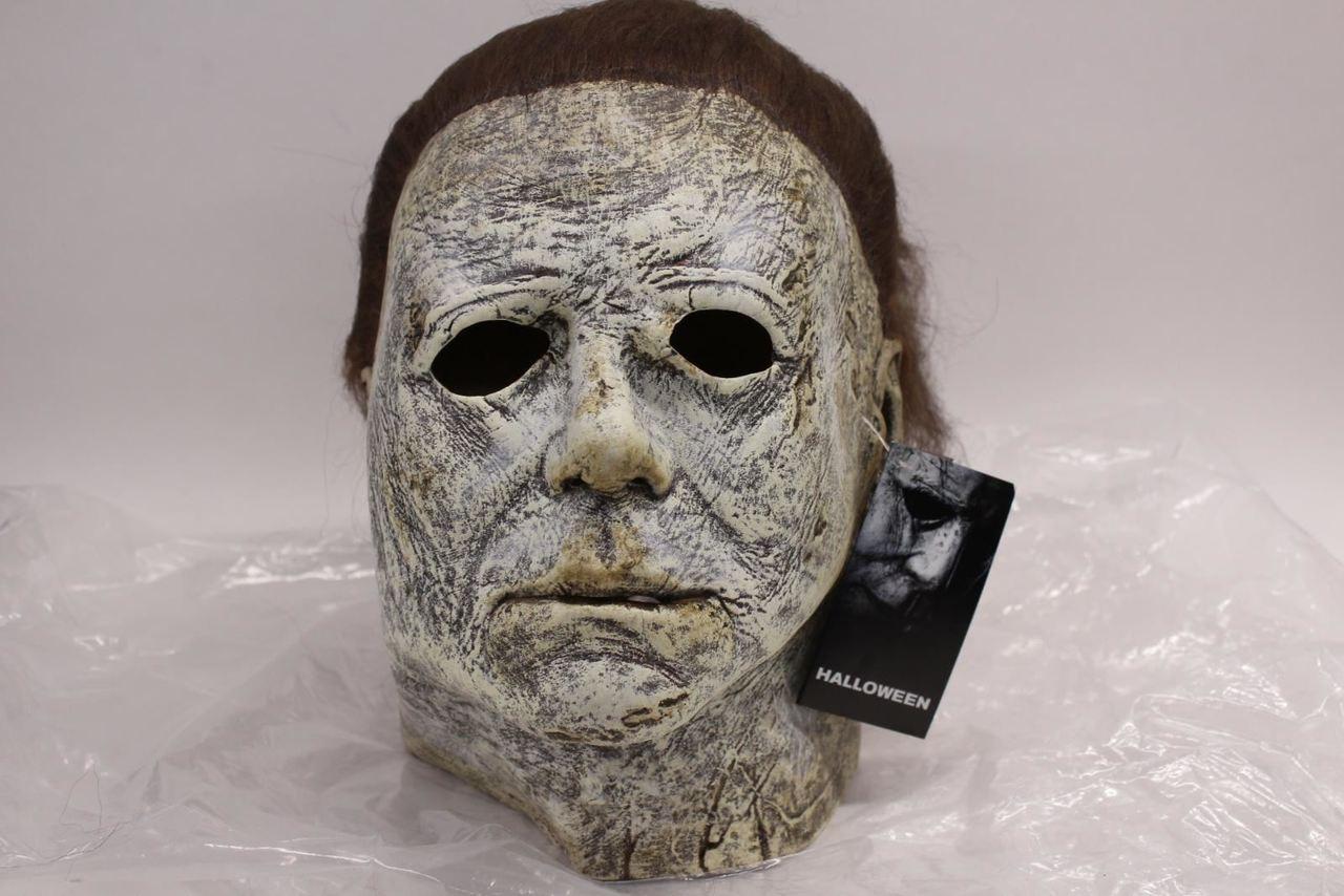 magasiner pour les plus récents grande remise expédition gratuite NEW TRICK OR TREAT Studios Halloween 2018 Michael Myers Latex Deluxe Mask