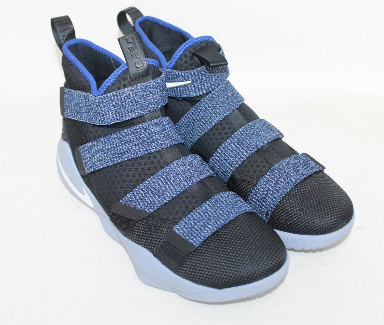 separation shoes 3ee32 0b6bc NEW NIKE Men's Zoom Lebron Soldier XI Basketball Shoes Boots Size UK9.5  EU44.5