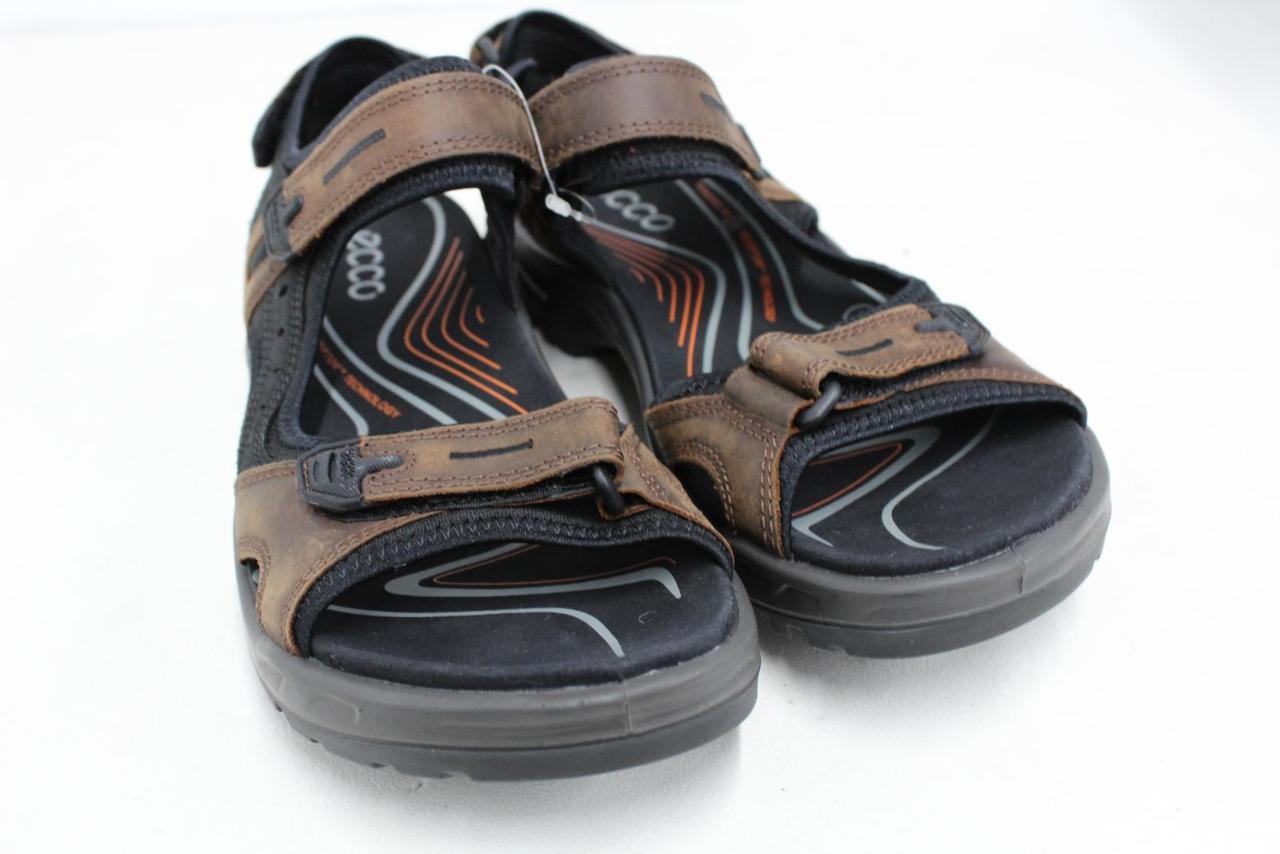 efe541dad084 ECCO Mens Offroad Yucatan Bison Receptor Sports Sandals Shoes UK11.5 ...