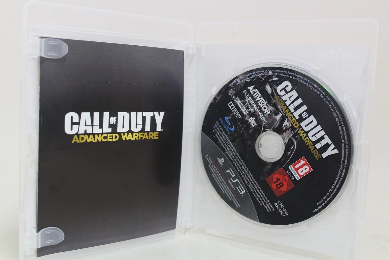 SONY Playstation 3 Call Of Duty Advanced Warfare Day Zero Edition Video Game