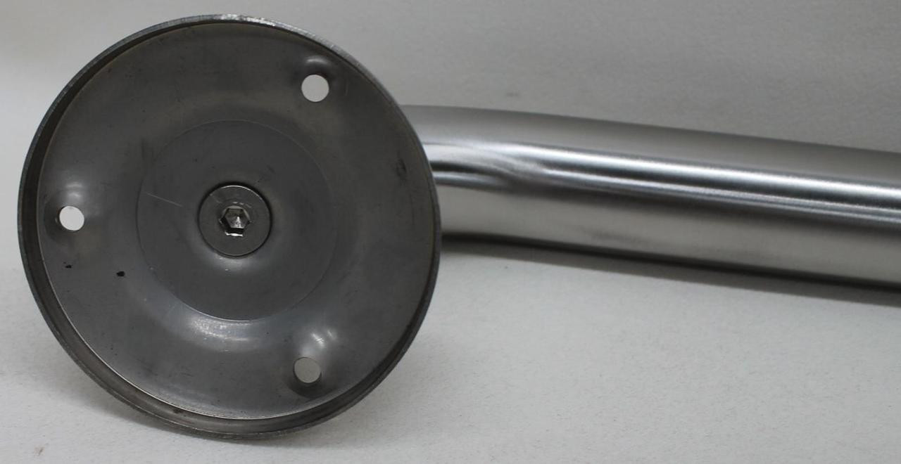 NYMAS NymaPRO B-G1835S/SS 35mm Satin Stainless Steel Grab Rail 450mm NEW