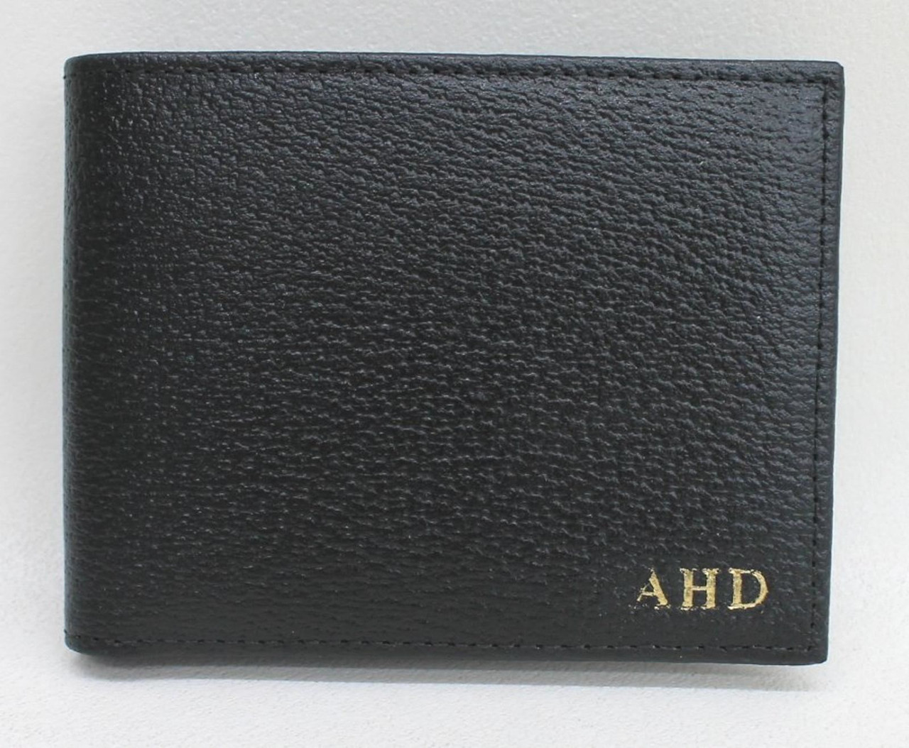ASPINAL OF LONDON Navy Saffiano /& Black Suede Leather Wallet 8 Card Embossed NEW