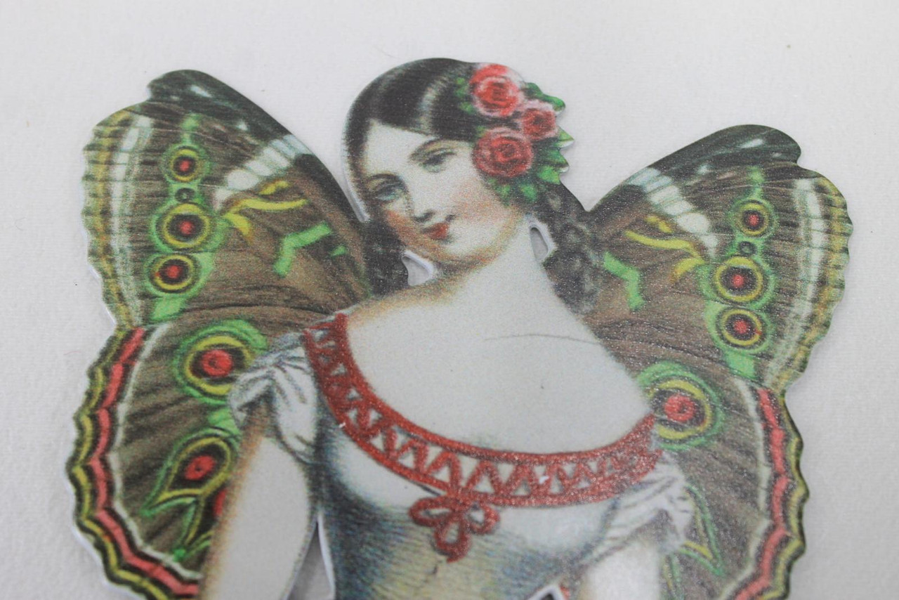 Victorian Trading Co Garden Sprite Fairy Garden Stakes