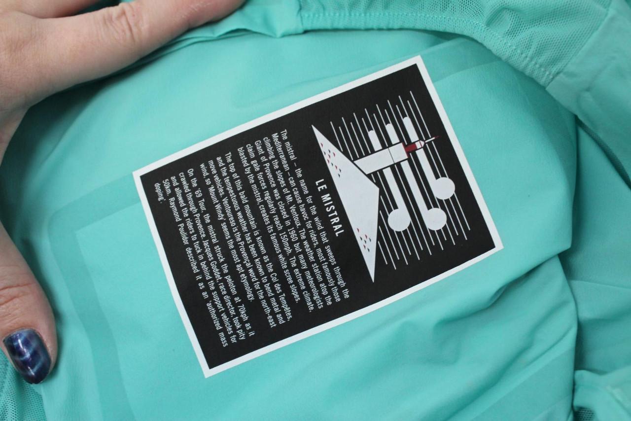RAPHA Ladies Turquoise Blue Windproof Classic Cycling Gilet II XXS BNWT
