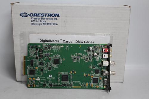 CRESTRON DMC-SDI DigitalMedia Switcher With Modular Plug-in Input Card Slots NEW