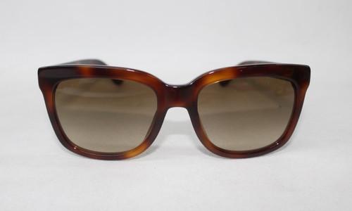 HUGO BOSS Ladies 0741/S 05LJD Havana Gradient Lens Tortoiseshell Sunglasses NEW