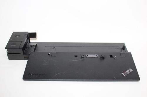 LENOVO 40A2 Thinkpad Ultra Docking Station 90W AC 5 USB Ports For Laptops