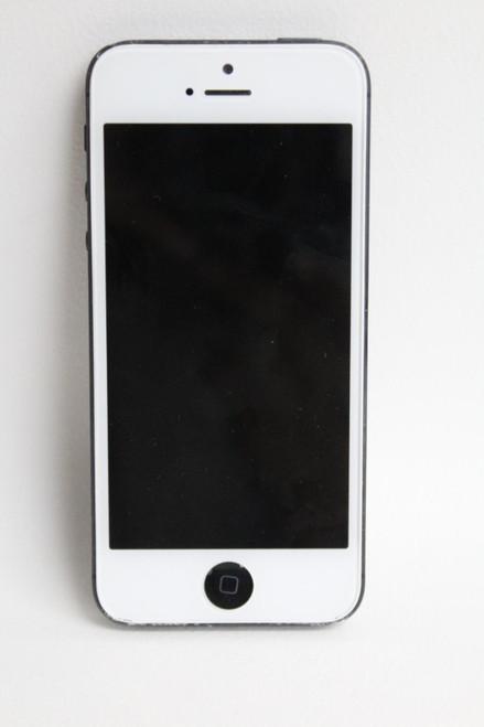 APPLE Dark Grey Iphone 5 A1429 16GB IOS Unlocked Smartphone Mobile Device