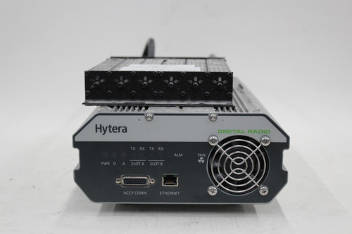 HYTERA RD625 Wall Mountable DMR Repeater W Amphenol Procom DPF 70/6 Filter