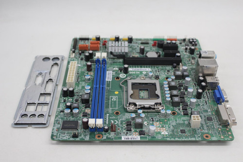 LENOVO ThinkCentre Edge 72 Socket LGA1155 Motherboard W/ IO Shield 03T6677