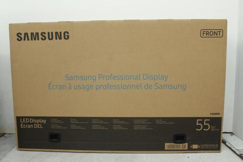 "SAMSUNG UD55E-A 55"" LED Backlit Full HD 1920x1080p Video Wall Display BNIB"