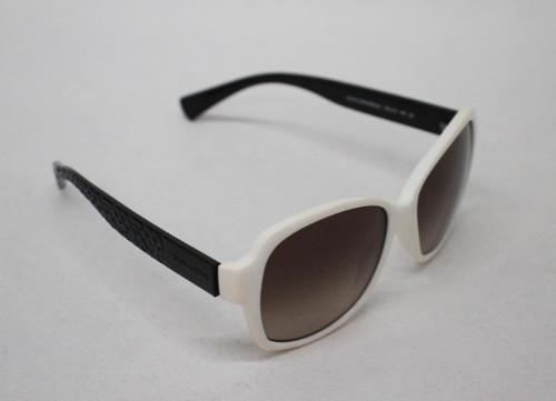 COACH 1941 Ladies Black/White 522413 Square L934 Barbara Sunglasses w/Case