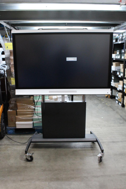 """SMART 55"""" 4K Board Interactive Display SPNL-6055 & Unicol Commercial Stand"""