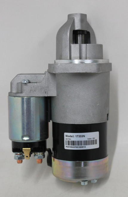 AS Replacement 12V 1 3kW D15 Starter Motor For Yanmar Marine Engine