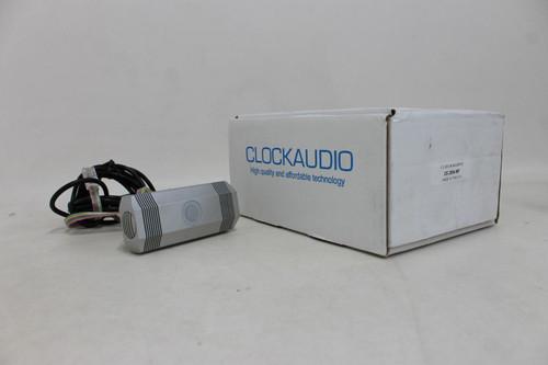 CLOCK AUDIO CS 2SN-RF Half Cardioid Conference Condenser Microphone BNIB