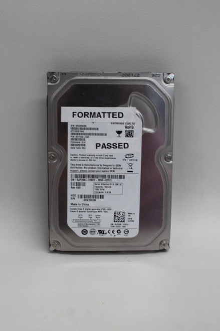 SEAGATE Desktop PC Hard Drive Model ST3160815AS 160GB Replacement Internal HDD