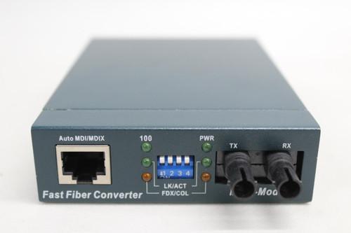 Fast Fiber Converter Channel Module Adaptor Multi Mode 1300nm Wavelength