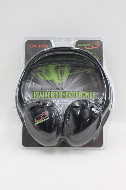CHAMELEON Dual Channel IR Wireless Headphones For Subaru Vehicles CDC-IR10 NEW