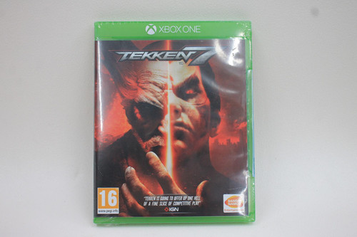 BANDAI NAMCO Xbox One Tekken 7 Standard Edition Fighting Multi Player Game BNIB