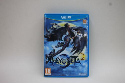 NINTENDO Wii U Bayonetta 2 Hack & Slash Video Console Game 16 PAL Edition