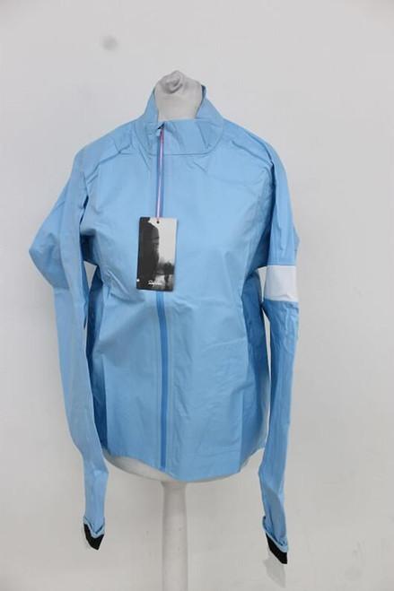 RAPHA Men's Light Blue Rainproof Lightweight Classic II Cycling Jacket XS BNWT