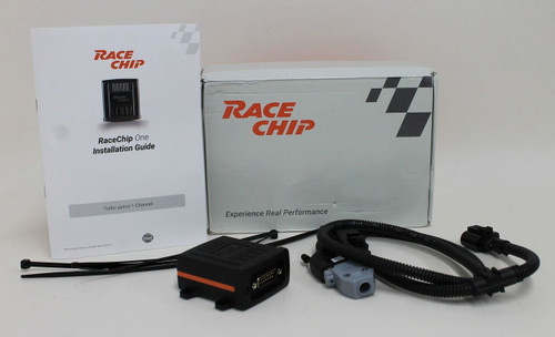 BNIB RACECHIP One Turbo Petrol 1-Channel Chip Tuning Box For Audi A4 1 8  TFSI