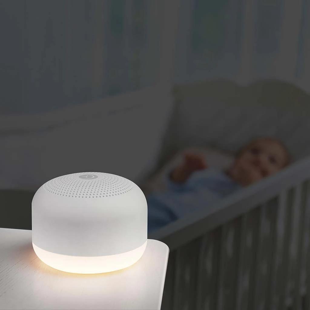 Yogasleep Travel Mini Sound Machine with Night Light