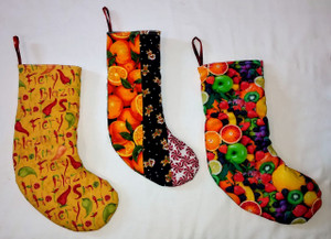 GrubDudz Christmas Stocking